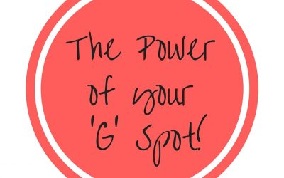 The Power of your G spot!