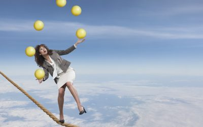 Juggling Life to Find Your Balance